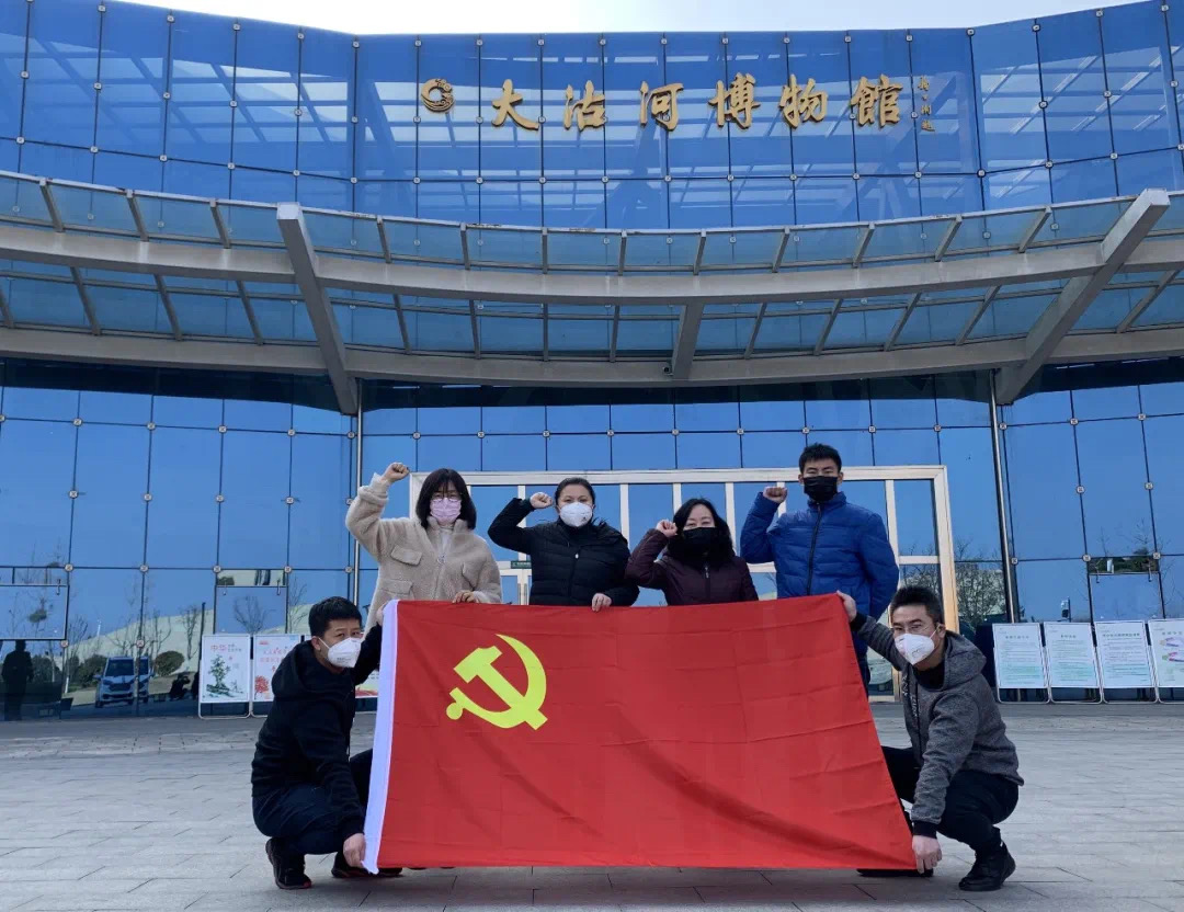 回顾2020||乘风破浪,胶州市博物馆聚力笃行再启航